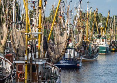 Greetsieler Hafen